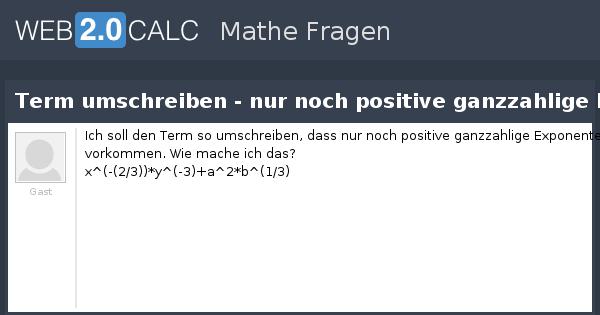 Ausgezeichnet Exponent Algebra Rechner Galerie - Mathematik ...